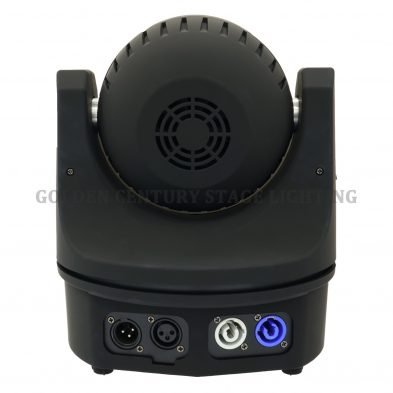 the back 6 10W Bee Eyes Moving Head Light