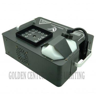 F1500LQ-12 1500W Up Spray Fog Machine with 12 LED