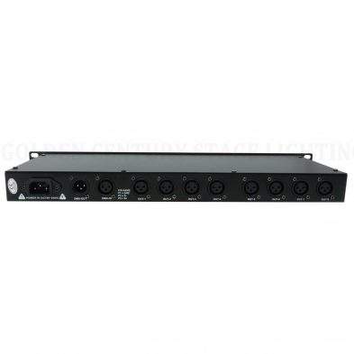 DSP8 8 Way DMX Splitter