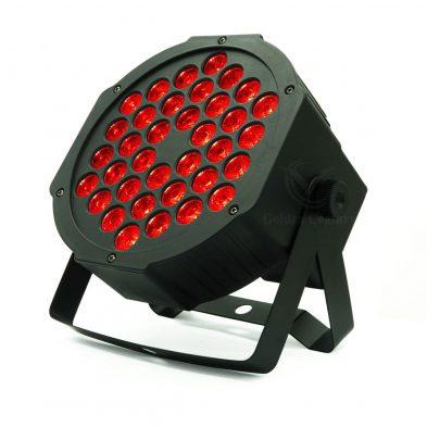36-1.5W RGB LED Flat Par Light PL023F