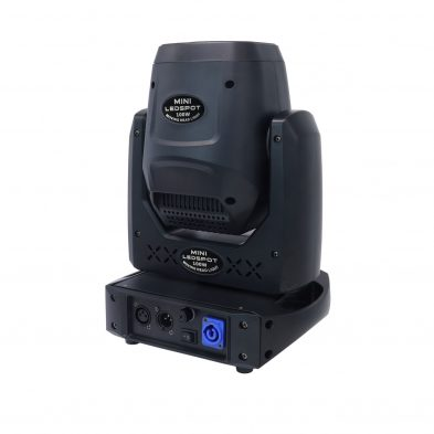 100W Moving Head Spot Light With 3 Face Prism Rear plate