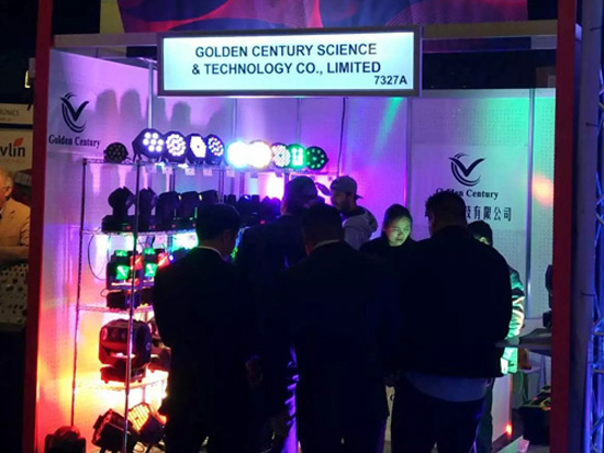 Golden Century 2017 NAMM Show Booth Info in USA