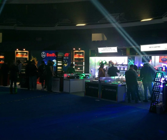 Golden Century attended 2016 NAMM Show in USA
