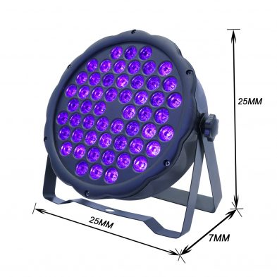 UV LED par light UV par light stage light
