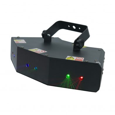 SM06RGB Six Eyes Fan-shaped Laser Light stage laser light