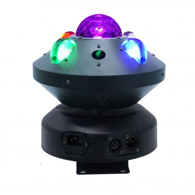 Infinite Whirlwind effect light Magic ball, patterns, and lines 3 in 1 effect