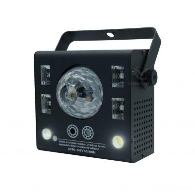 LE412 Mini 4 in 1 Effect Light 2 broadside